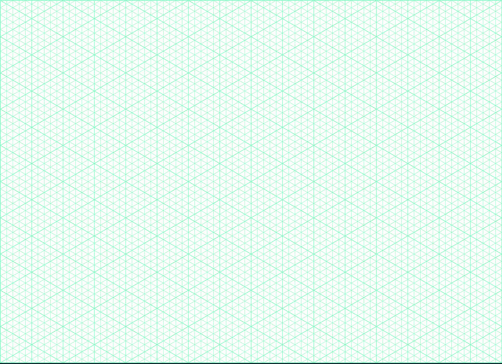 Isometric Grid Paper PDF