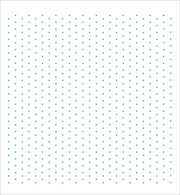Isometric Grid Paper 1 cm